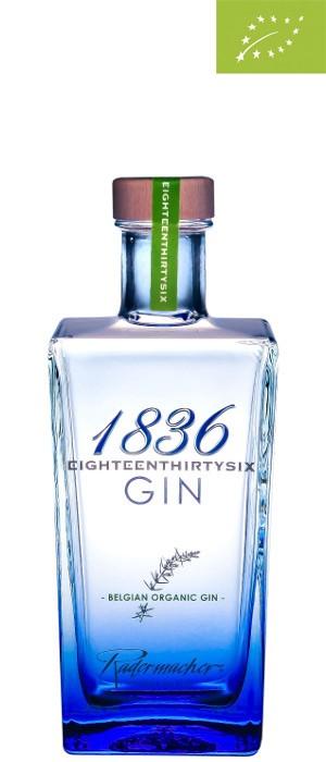 1836 Organic Gin 43% vol. 0,7-l
