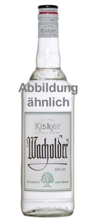 Kisker Wacholder 32% vol. 3,0-l