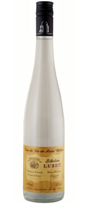 Luzet Poire Williams 42% vol. 0,7-l