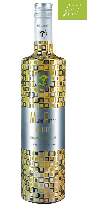 Maitrepierre White Organic Vermouth 14,5 % vol 0,75-l