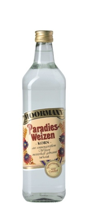 Moormann Paradiesweizen 34% vol. 0,7-l