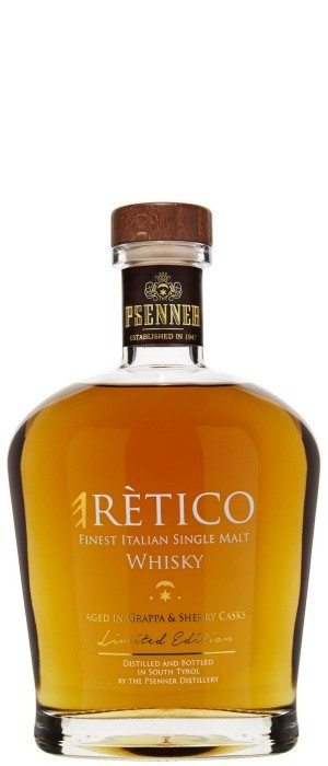 Psenner eRètico Single Malt Whisky 43% vol. 0,7-l