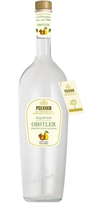 Psenner Obstler Gravenstein & Williams 40% vol. 0,5-l