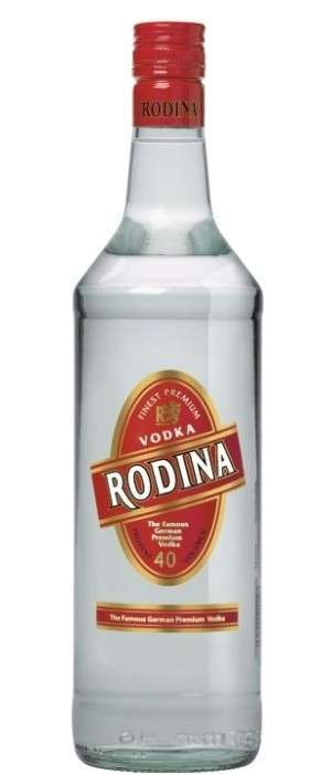 RODINA Vodka 40% vol. 1,0-l