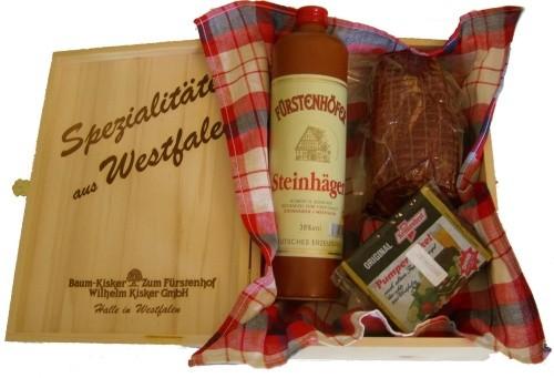 Westfalen-Frühstück