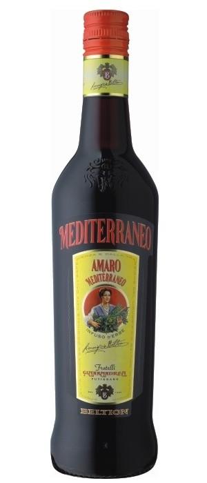 Beltion Amaro Mediterraneo 30% vol. 0,7-l