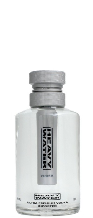 Heavy Water Vodka 40% vol. 0,7-l