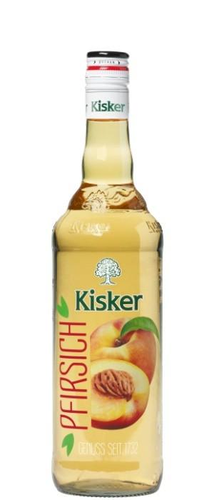 Kisker Pfirsich 20% vol. 0,7-l