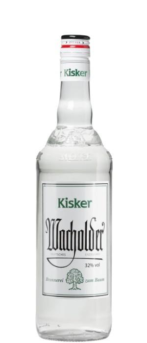 Kisker Wacholder 32% vol. 0,7-l