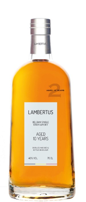 Lambertus 10 Years Whisky 40% vol. 0,7-l