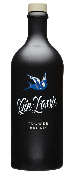 Gin Lossie Ingwer 44 vol. 0,7-l