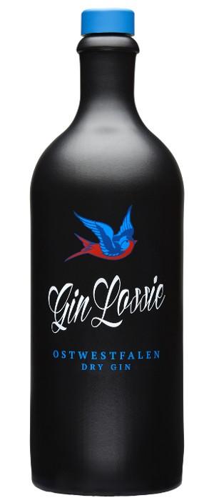 Gin Lossie Ostwestfalen Dry Gin 44 vol. 0,7-l