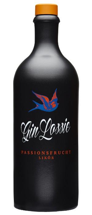 Gin Lossie Passionsfrucht 40 vol. 0,7-l