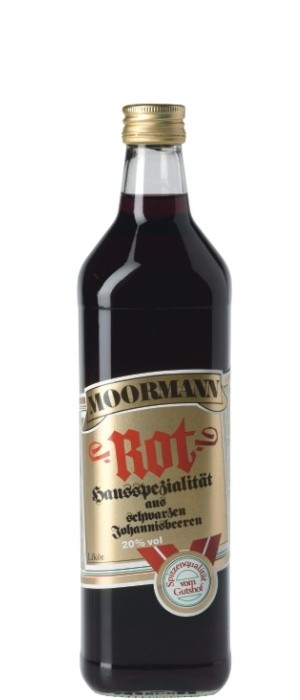 Moormann Rot 20% vol. 0,7-l