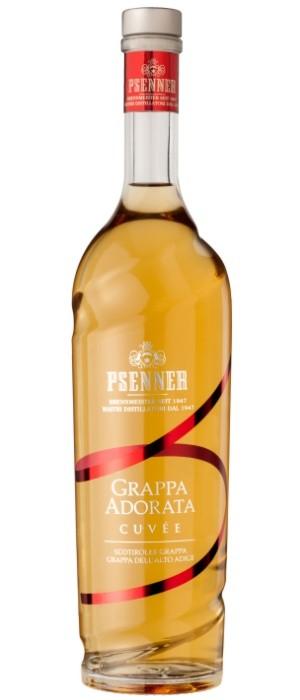 Psenner Grappa Adorata Curvè 40%-vol. 0,7-l