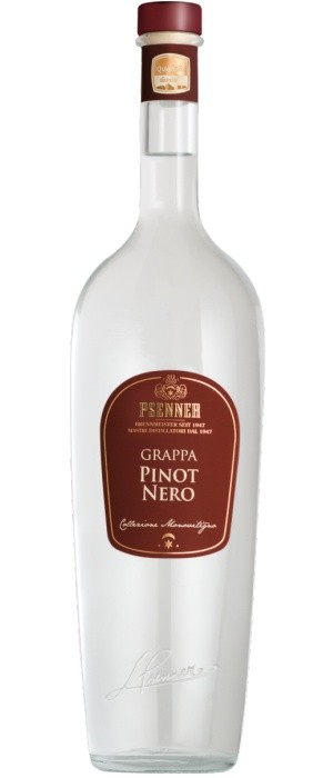 Psenner Grappa Pinot Nero 41% vol. 0,5-l