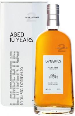 Lambertus 10 Years Whisky 40% vol. 0,7-l